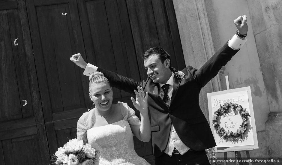 Il matrimonio di Matteo e Silvia a Vicenza, Vicenza