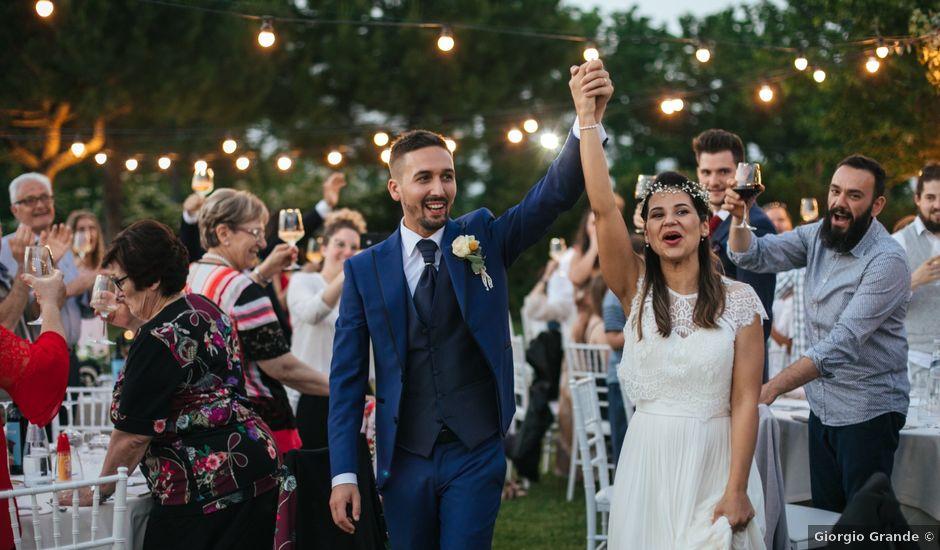 Il matrimonio di Filippo e Serena a Cesena, Forlì-Cesena