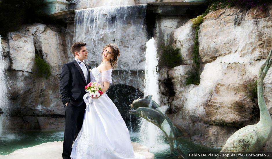 Il matrimonio di Francesco e Angelica a Solofra, Avellino