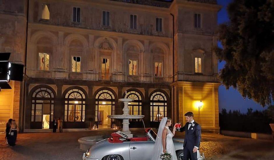 Il matrimonio di Nicolas e Priscilla a Grottaferrata, Roma