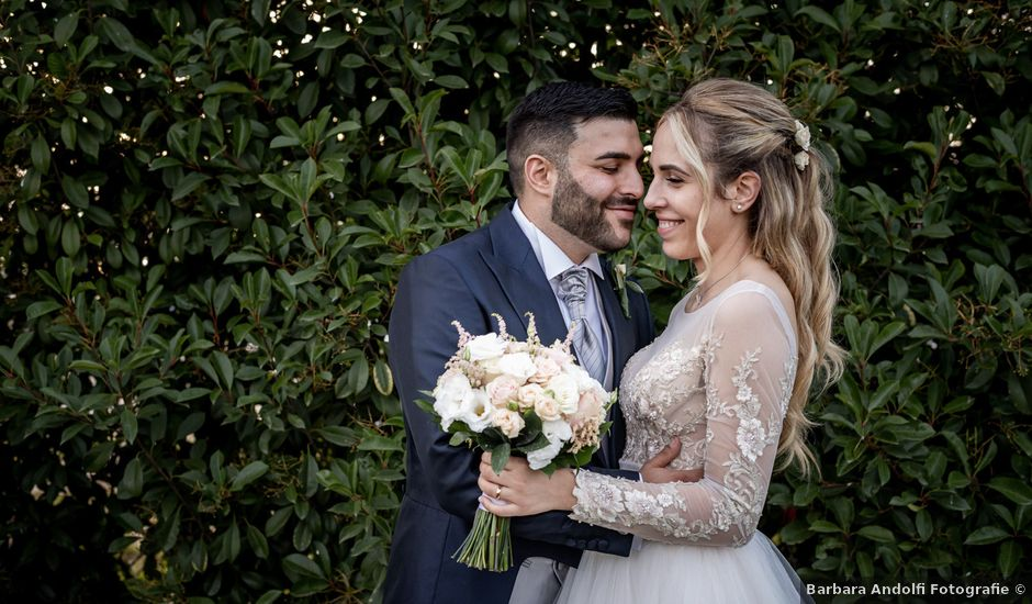Il matrimonio di Flavio e Matilde a Roma, Roma