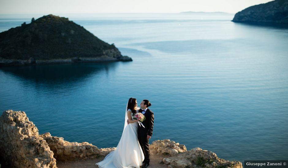 Il matrimonio di Emanuele e Antonella a Monte Argentario, Grosseto