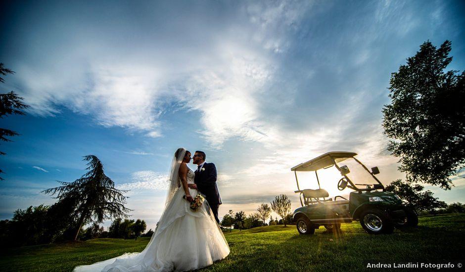 Il matrimonio di Matteo e Erica a Alseno, Piacenza