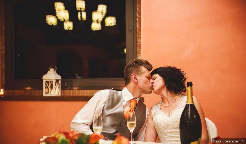 Il matrimonio di Jani e Tina a Bibbiena, Arezzo