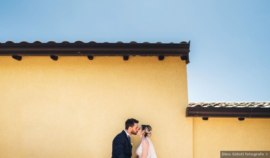 Il matrimonio di Luana e Alfio a Acireale, Catania