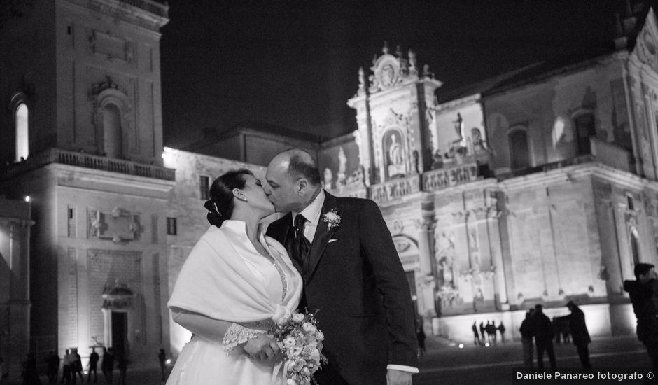 Il matrimonio di Antonio e Valentina a Lecce, Lecce