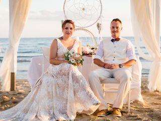 Le nozze di Samira e Lars