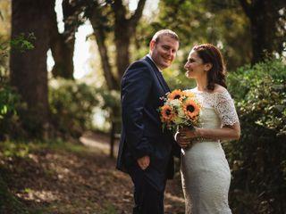 Le nozze di Jennifer e Jason