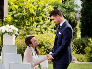 Le nozze di Annunciata e Andrea