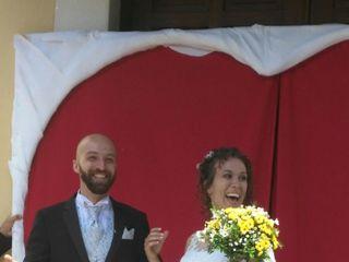 Le nozze di Rudy e Miriana 1