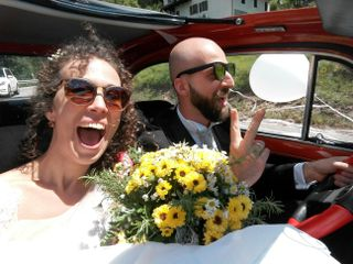 Le nozze di Rudy e Miriana