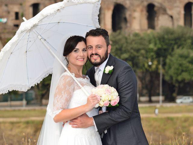 le nozze di Giulia e Edoardo