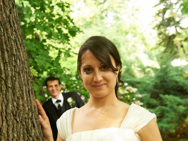 Il matrimonio di Vincenzo e Viviana a Paullo, Milano 5