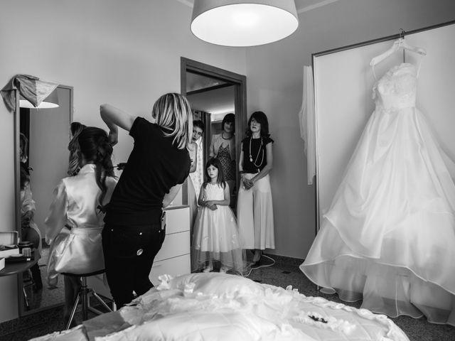 Il matrimonio di Michele e Giulia a Ururi, Campobasso 4