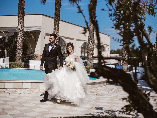 Il matrimonio di Michele e Giulia a Ururi, Campobasso 7