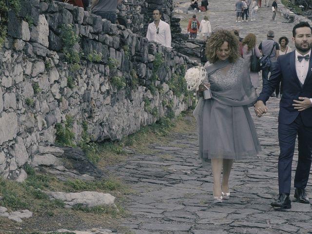 Il matrimonio di Gaspare e Chiara a Portovenere, La Spezia 23