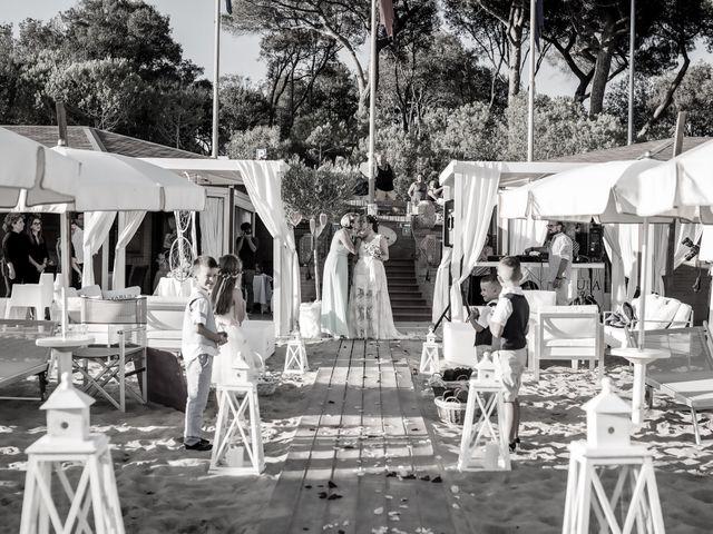 Il matrimonio di Lars e Samira a Follonica, Grosseto 9