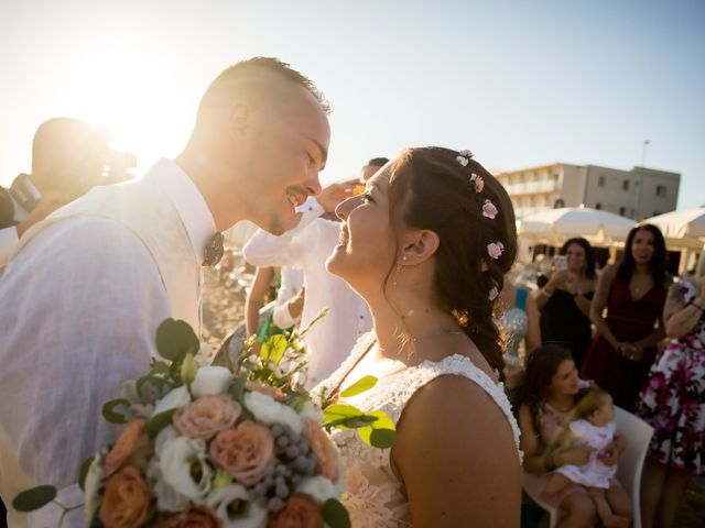 Il matrimonio di Lars e Samira a Follonica, Grosseto 10