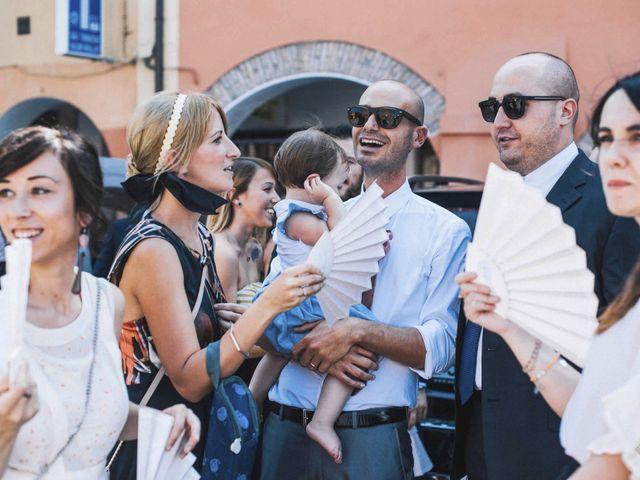 Il matrimonio di Stefano e Dalila a Cesena, Forlì-Cesena 20
