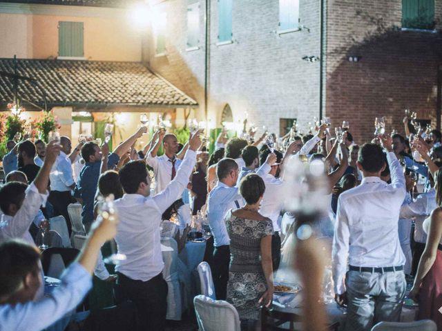 Il matrimonio di Stefano e Dalila a Cesena, Forlì-Cesena 50
