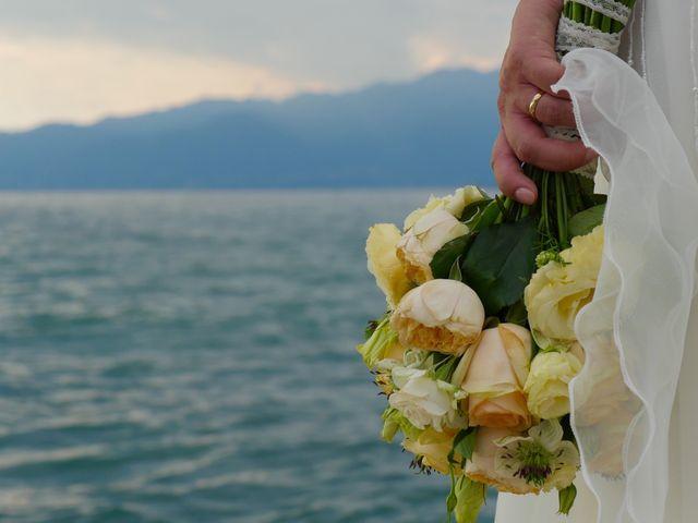 Il matrimonio di Manuel e Manuela a Lazise, Verona 17