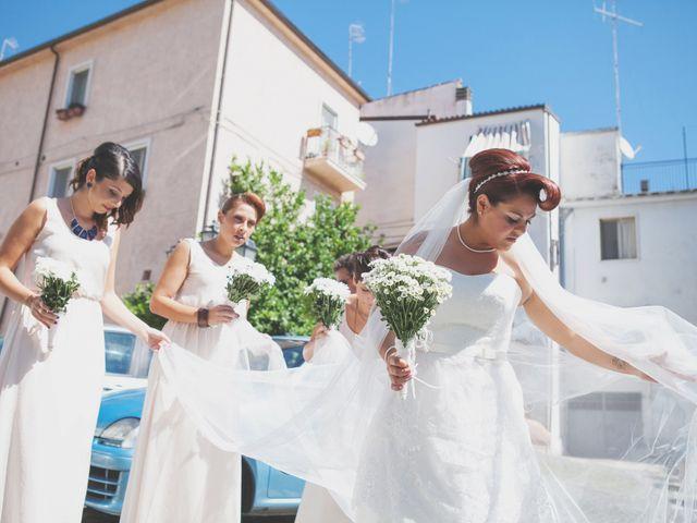 Il matrimonio di Giovanni e Valeria a Venafro, Isernia 15