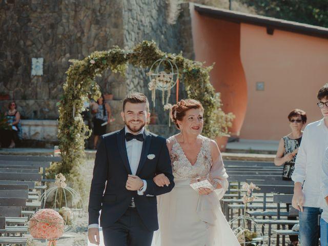 Il matrimonio di Liberio e Irene a Alcamo, Trapani 35