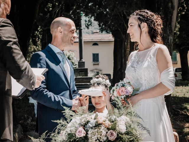 Le nozze di Ernesto e Claudia
