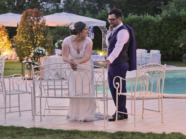 Le nozze di Antonio e Roberta