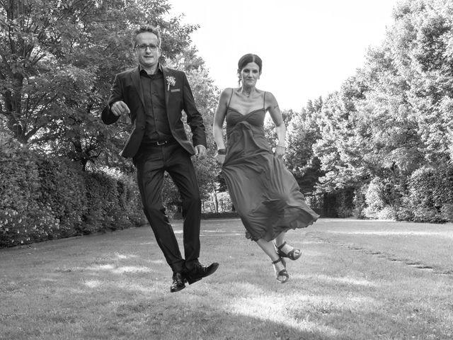 Il matrimonio di Christian e Maura a Brusaporto, Bergamo 21