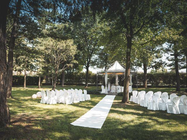 Il matrimonio di Moreno e Valentina a Cortenuova, Bergamo 1