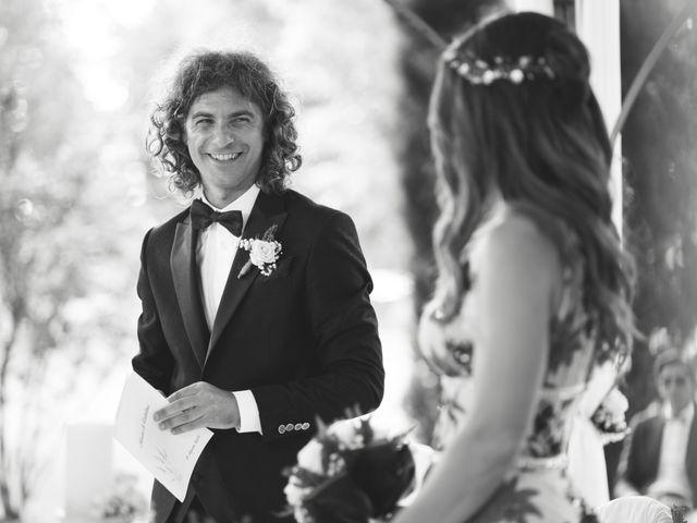 Il matrimonio di Moreno e Valentina a Cortenuova, Bergamo 8