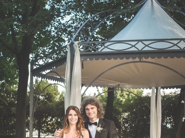 Il matrimonio di Moreno e Valentina a Cortenuova, Bergamo 10