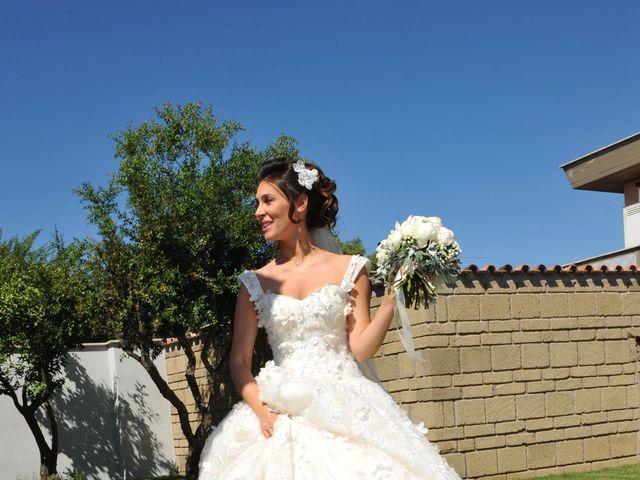Il matrimonio di Alessandro e Sara a Santa Marinella, Roma 22