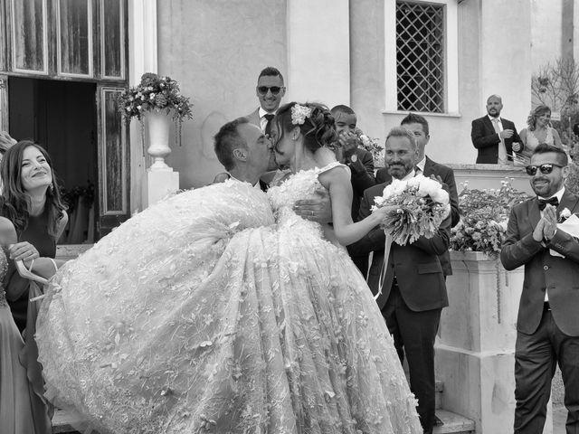 Il matrimonio di Alessandro e Sara a Santa Marinella, Roma 28
