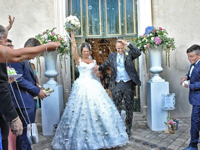 Il matrimonio di Alessandro e Sara a Santa Marinella, Roma 30