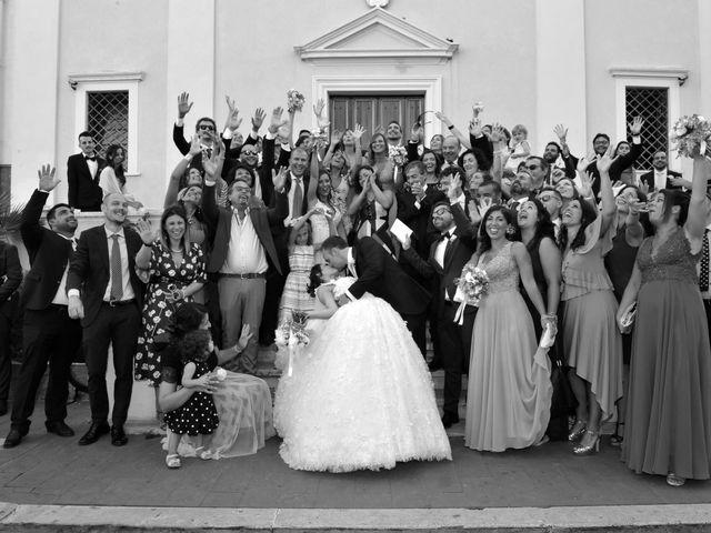 Il matrimonio di Alessandro e Sara a Santa Marinella, Roma 31
