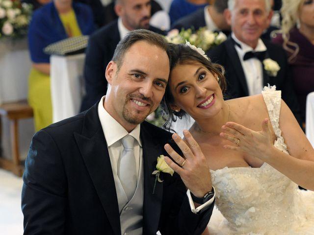 Il matrimonio di Alessandro e Sara a Santa Marinella, Roma 32