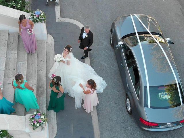 Il matrimonio di Alessandro e Sara a Santa Marinella, Roma 33