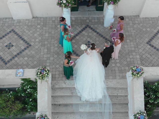 Il matrimonio di Alessandro e Sara a Santa Marinella, Roma 34