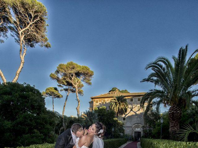 Il matrimonio di Alessandro e Sara a Santa Marinella, Roma 36