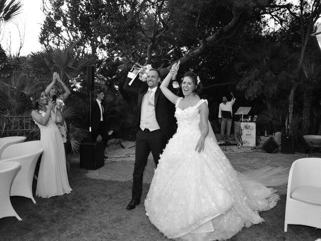 Il matrimonio di Alessandro e Sara a Santa Marinella, Roma 47