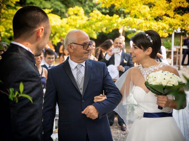 Il matrimonio di Simone e Serena a Monasterolo del Castello, Bergamo 16