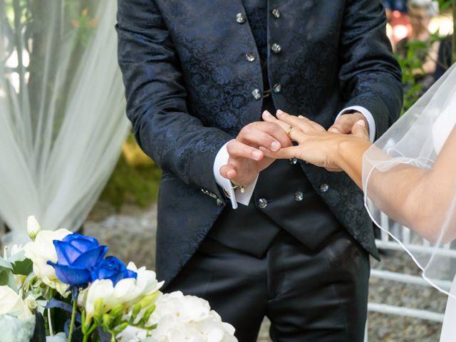 Il matrimonio di Simone e Serena a Monasterolo del Castello, Bergamo 20