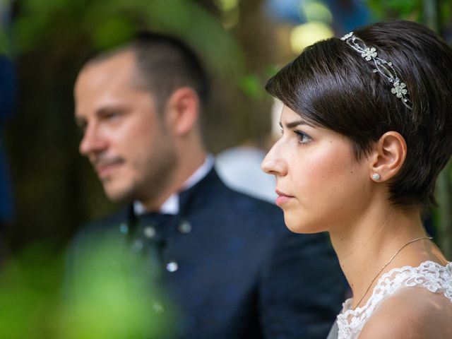 Il matrimonio di Simone e Serena a Monasterolo del Castello, Bergamo 23