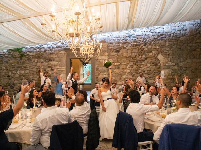 Il matrimonio di Simone e Serena a Monasterolo del Castello, Bergamo 36