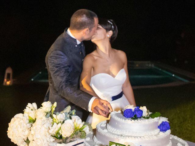 Il matrimonio di Simone e Serena a Monasterolo del Castello, Bergamo 42