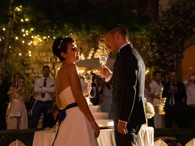 Il matrimonio di Simone e Serena a Monasterolo del Castello, Bergamo 43