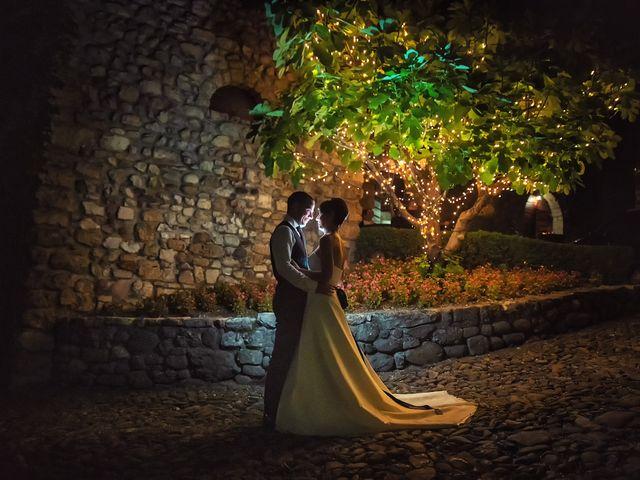 Il matrimonio di Simone e Serena a Monasterolo del Castello, Bergamo 47