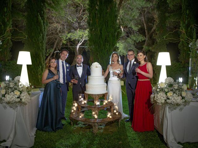 Il matrimonio di Catia e Daniele a San Severo, Foggia 1